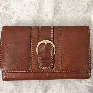 Etienne Aigner brown wallet purse